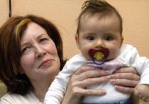 65-летняя немка «зачала» четверню на Украине
