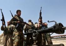 В Ираке идут бои за плотину: курдскому ополчению помогает американская авиация