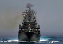 Латвия разглядела на горизонте российский корабль-разведчик