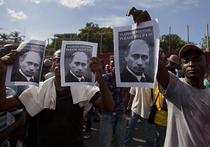 Премьер Гаити ушел в отставку - после обращения разгневанной толпы к Путину