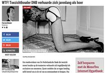 Садомазохизм проститутки лишил топ-менеджера работы в Центробанке