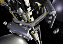 К 2020 году США построят лифт с Луны на Землю