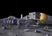 Российский прибор указал оптимальное место для строительства базы на Луне