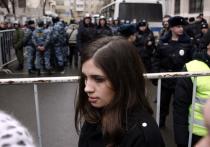 Pussy Riot подали иск в Страсбург