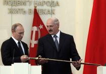 Лукашенко готов бороться вместе с Путиным