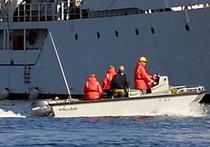 Пожар на пассажирском пароме у берегов Греции: спасательной операции мешают волны и плохая погода