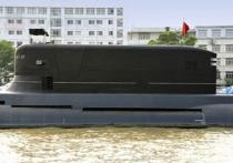 Эксперты: США опасаются китайских стелс-субмарин