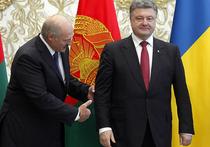 Любовный треугольник с Лукашенко
