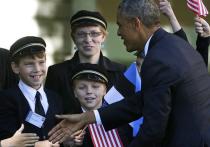 Обама в Таллине: американские ВВС разместятся в Эстонии на базе Эмари