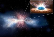 Черные дыры опустынивают галактику вБольшой Медведице