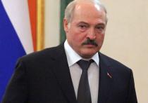 У Лукашенко забил фонтан нефти