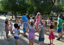 В Астраханской области реализуется масштабный проект «Играем вместе»