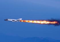 Катастрофа американского ракетоплана SpaceShipTwo: расследование займет около года