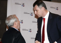 Как Прохоров и Макаревич сдавали партбилеты «Гражданской платформы»