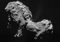 """ЕКА прекращает искать аппарат """"Филы"""" на комете Чурюмова-Герасименко"""