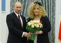 """Путин, вручая орден Пугачевой: """"У нас летчики как артисты, артисты как трактористы, трактористы - как танкисты"""""""
