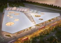 Крыша автовокзала будет парить в воздухе