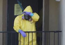 За войну с вирусом Эбола взялись Пентагон и Госдепартамент