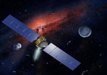 8 лет и 263 млн км: зонд Dawn завершает сближение с карликовой планетой Церера