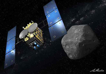 Астероидный зонд «Хаябуса-2» передал с орбиты первый сигнал