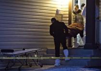 Бойня в Канаде: мужчина застрелил 8 человек, включая женщин и детей