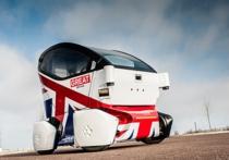 По пешеходным тротуарам Великобритании пустят автономные электромобили