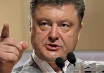 """Порошенко заявил об установлении на Украине """"настоящего перемирия"""""""