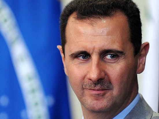 В Москве выбрали президента Сирии