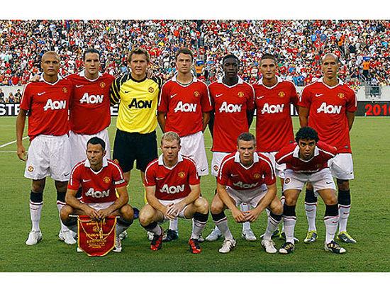 Adidas стал спонсором «Манчестер Юнайтед»