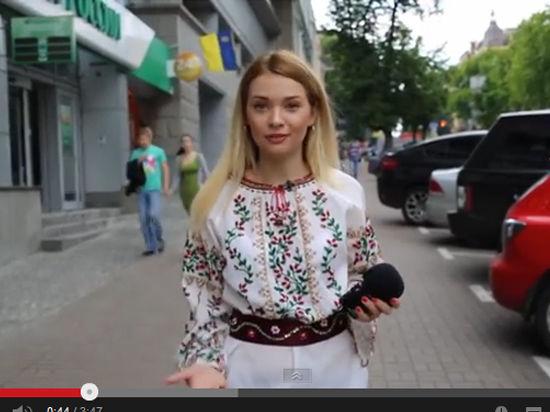 Украину накрыло «вышиванкой»