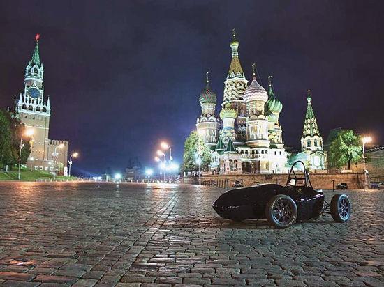 В Подмосковье пройдут гонки «Формулы Студент»