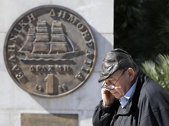 Зачем власти Греции хотят вернуться к драхме