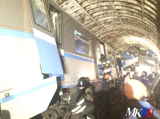 Число жертв ЧП в московском метро достигло 20