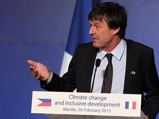 Спецпредставитель президента Франции по защите планеты Николя Юло рассказал «МК» о предстоящей парижской конференции по климатическим изменениям