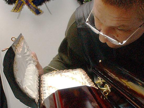 Похороны в России превращаются в особый вид искусства