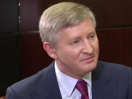 Ахметов призвал Киев отказаться от блокады Донецка: