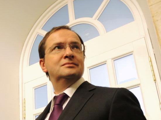 Владимир Мединский превращает Министерство культуры в спецслужбу