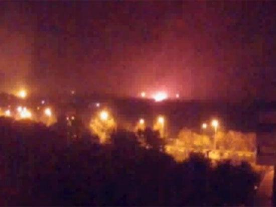 Перемирие? Донецкий аэропорт подожгли в ходе штурма