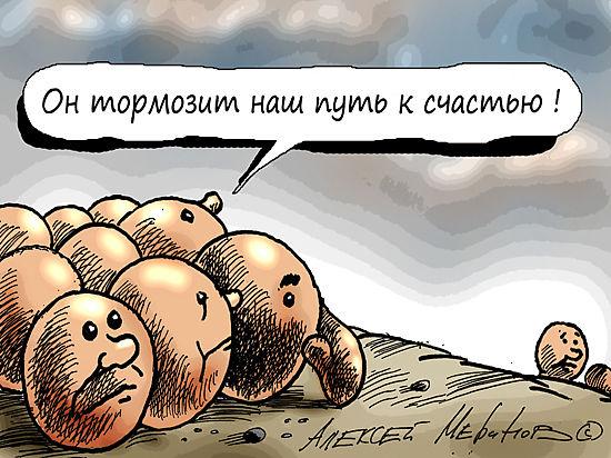 Антисемитизм в России опять поднимает голову