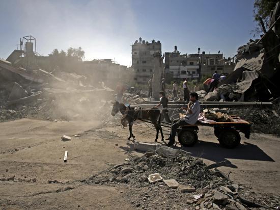 Газа без тормоза