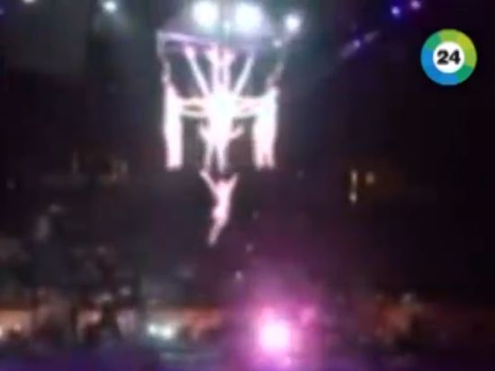 В США во время трюка в цирке разбились 8 гимнасток