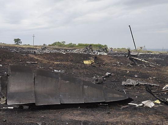 В телах жертв крушения «Боинга» найдены металлические частицы: возможно от ракеты
