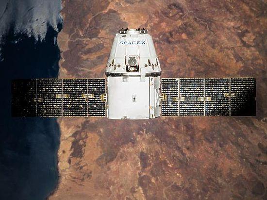 Американский корабль Dragon доставит на МКС