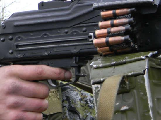 Войска ДНР и ЛНР объединились в армию Новороссии