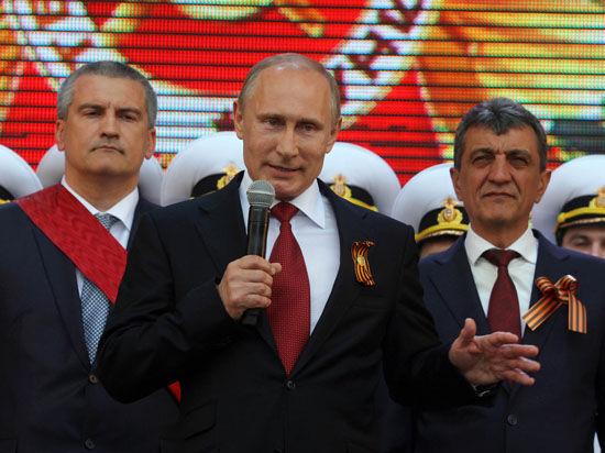 Главу Крыма Аксенова избрали единогласно
