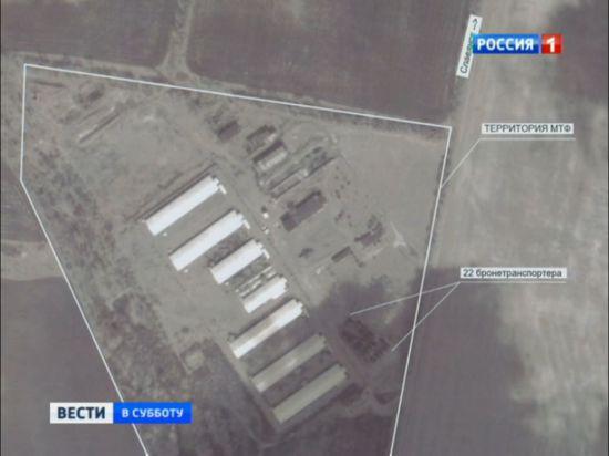 Шокирующие снимки: Киев готовится стереть Славянск с лица земли