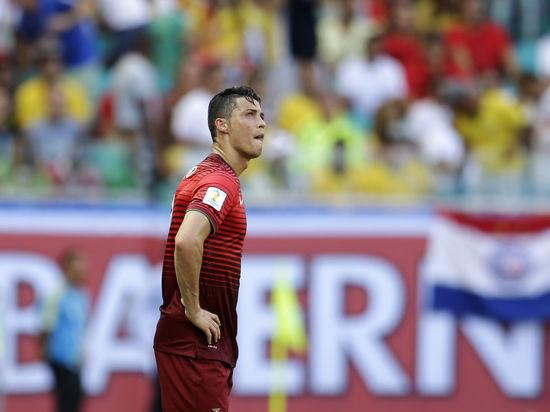 США - Португалия - 2:2: Онлайн - трансляция матча жизни для Роналду и компании в 2:00