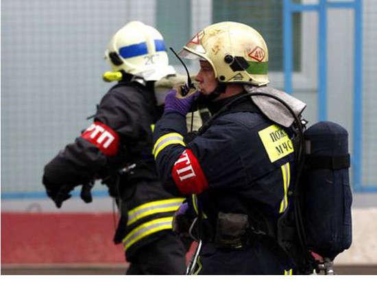 Крупный пожар в больнице Смоленской области унес жизни медсестры и двух пациентов
