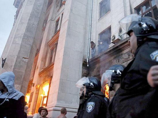 Госдума РФ готовит иск в Гаагский трибунал против украинских властей