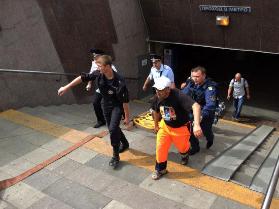 Глава Минздрава рассказала как погиб 21 пассажир при ЧП в метро